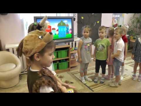 Открытое занятие учителя-логопеда Костанич А.В. 24.11.16г.