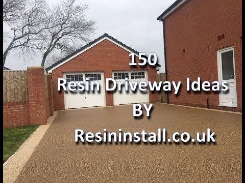 Driveway Ideas | 150 Resin Drive ideas | Resin Install