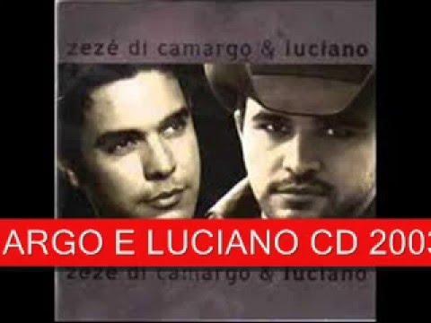 ZEZE DI CAMARGO E LUCIANO CD 2003 O NOSSO AMOR É OURO
