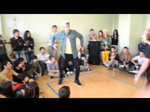 El-DUB Fight Round I | ANDRO (Dreamwalkers) VS GEGE