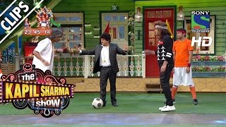 Kapil's New Football Team -The Kapil Sharma Show -Episode 26- 17th July 2016