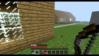 приключения двух друзей в minecraft сериал часть 1