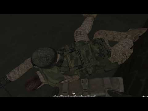 Project Reality(Beirut as US Medic) - Full Round - Crazy pilot!!!