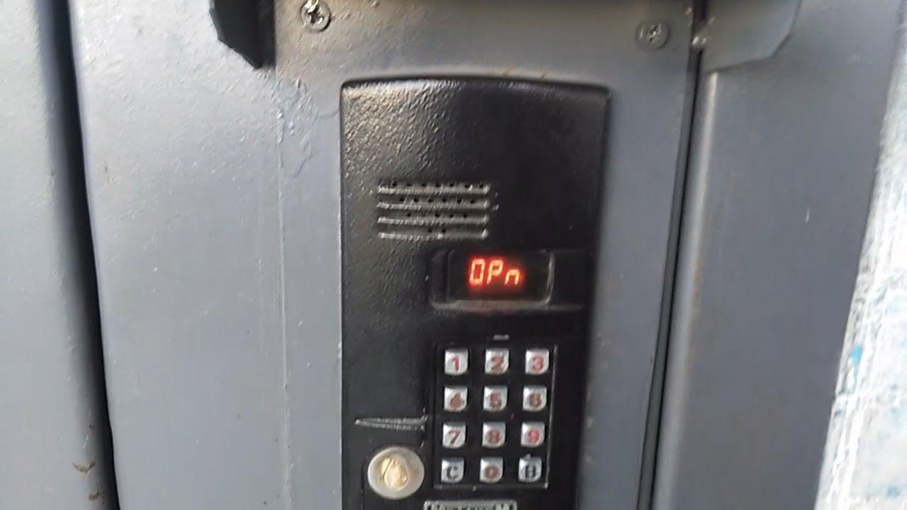 Как открыть домофон Metakom MK-2003.1 без ключа