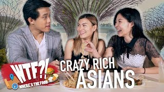 Dining Like Crazy Rich Asians!