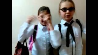 """Клип """"Ты не такой. Юлианна Караулова"""" от 5б"""