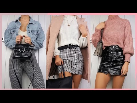 Ropa de moda 2020 mujer juvenil invierno