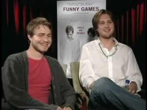 "Brady Corbet &Michael Pitt""Funny Games"" w/Francis Chervenak -Stephen Holt Show"