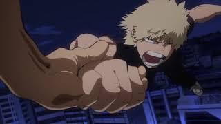 My Hero Academia [Season 3] CRACK 4 - Bakugou gets Rescued