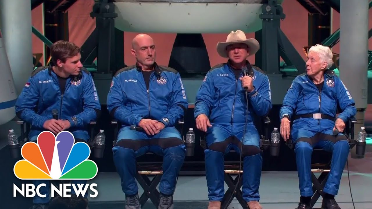 Download NBC News NOW Full Broadcast - July 20, 2021