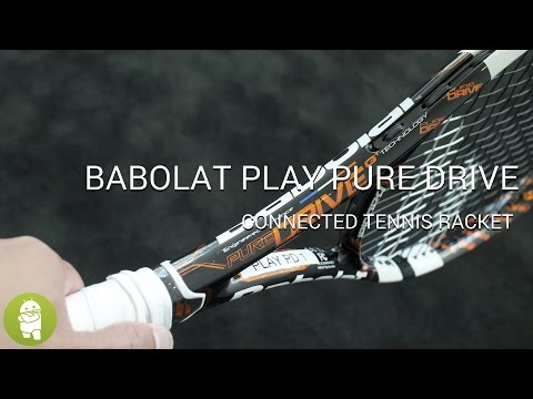 Babolat Play Pure Drive hands-on