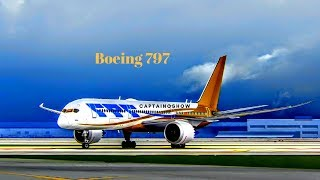 The Boeing 797 - Ultimate 757 Replacement