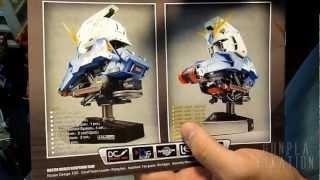 GunPla Fixation - G-System Hi-ʋ Resin Head