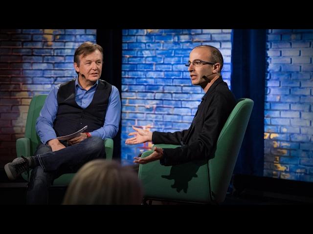 Nationalism vs. globalism: the new political divide   Yuval Noah Harari