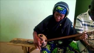Salamatu Mai Gurmi [Female Hausa Gurmi Player]
