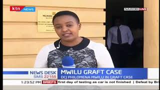 DCJ Philomena Mwilu draft case kicks off before a 5 judge bench led by Hellen Omondi