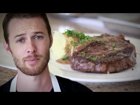 ALL-AMERICAN STEAK & POTATOES - BYRON TALBOTT