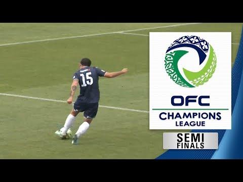 OFC CHAMPIONS LEAGUE 2018 | Semi Final 1st Leg - Team Wellington v Auckland City FC - Promo