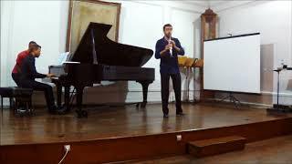 Baixar Jean Françaix clarinet concert, Lucas Ferreira