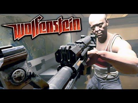 WOLFENSTEIN  2 Gameplay: Commando Rampage |