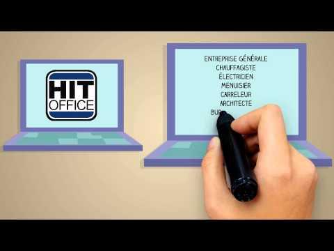 Présentation du logiciel de gestion Hit-Office