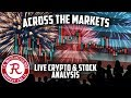 Bitcoin LIVE : BTC HUGE DUMP Ep. 866 - Crypto Technical Analysis