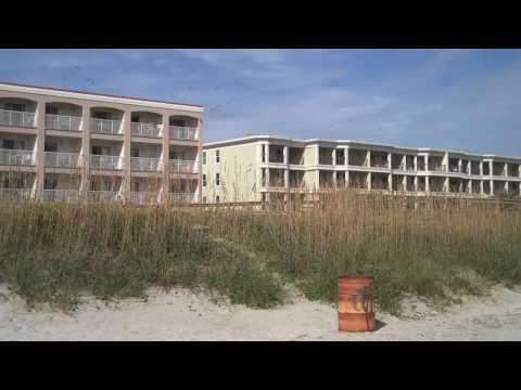 Isle of Palms South Carolina In October of 2009 - Charleston SC