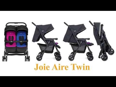 Joie Aire™ Twin. Обзор. Инструкция по применению и уходу.