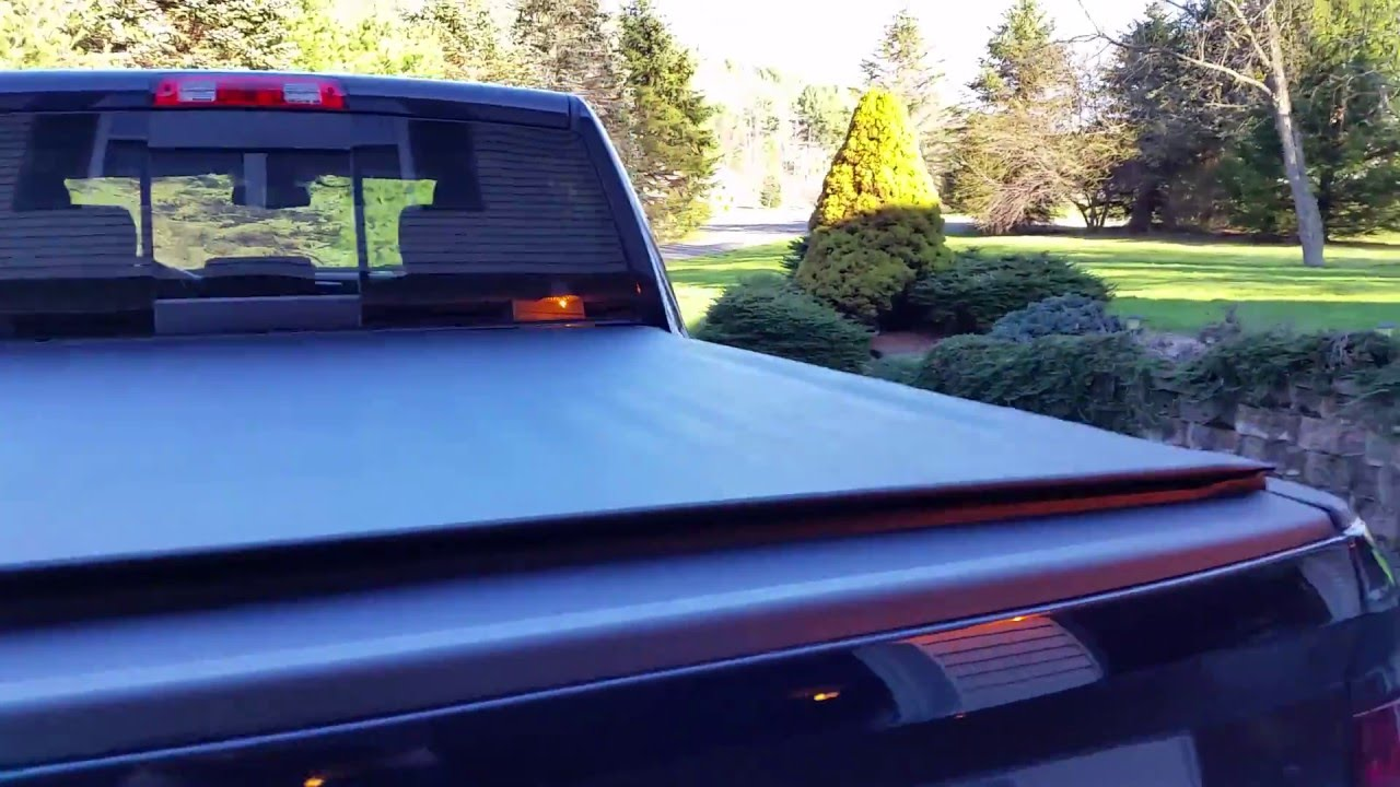 Tonnopro Loroll Tonneau Cover Review Youtube