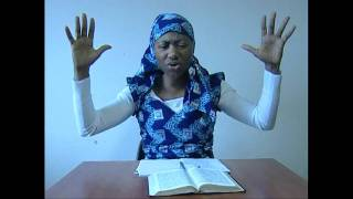 My Encounter with Jesus Christ  Sister Imuwahen Igbinoba  1