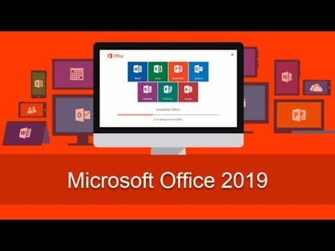 Microsoft Office 2019 Final With Activator Full Tutorial Youtube