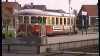 VLTJ ML25 og Ybm17 i Lemvig.Den 27/8.1992