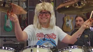 "A Custom 25th Anniversary - Ben ""Garth"" Koller"