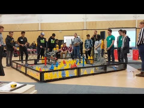 Vex Robotics | In the Zone | Competition Trip | British Columbia South Island Challenge