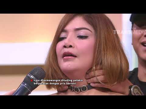 PAGI PAGI HAPPY - Klasrifikasi Irma Darmawangsa Tentang Kabar Rebut Suami Orang (27/11/17) Part 2
