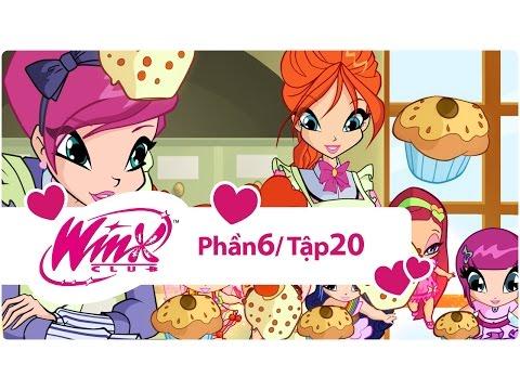 Winx Công chúa phép thuật - phần 6 tập 20 - [trọn bộ]