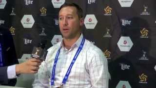 Caleb Porter | Olimpia 3, Timbers 1 | CONCACAF Champions League | Postgame