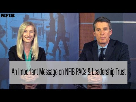 NFIB LEADERSHIP TRUST, FED PAC & STATE PAC 2017 INFORMATION