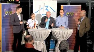 Sporttalk im H3: Spitzensport in der Region 21.12.2014