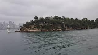 Ngắm bến du thuyền giới thượng lưu Sydney từ sông