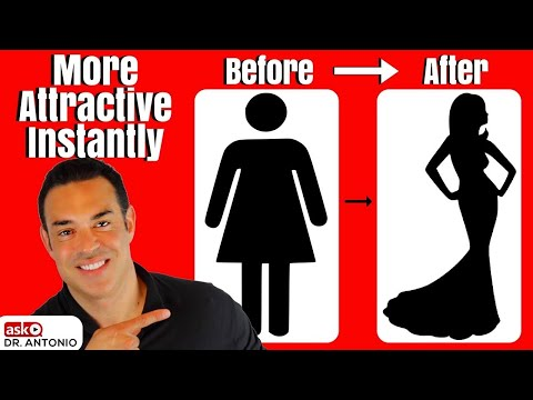 Become More Attractive - One Change That Works Instantly