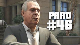 Grand Theft Auto 5 Gameplay Walkthrough Part 46 - Mr. Richards (GTA 5)