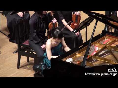 Rachmaninoff - Piano Concerto No.1 Op.1. Mov.1, Yasuko Furumi (piano)