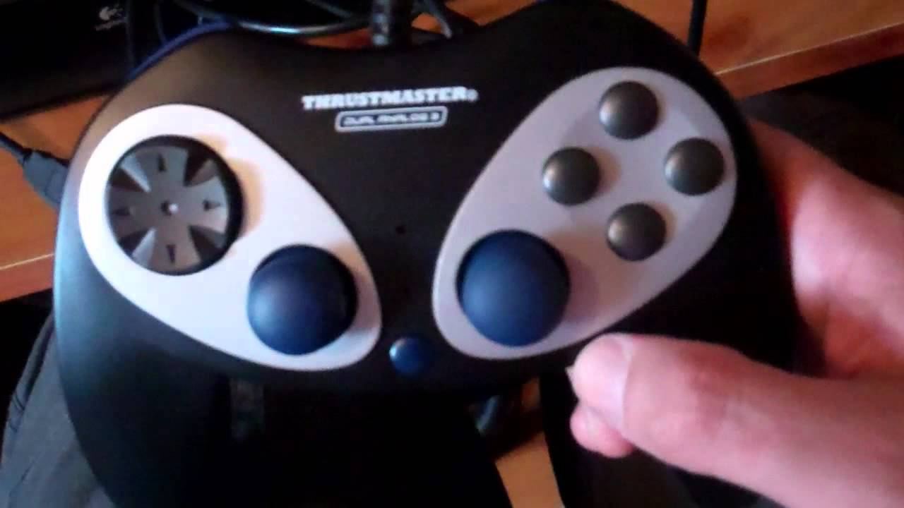 THRUSTMASTER DUAL ANALOG 3 DRIVER FOR WINDOWS