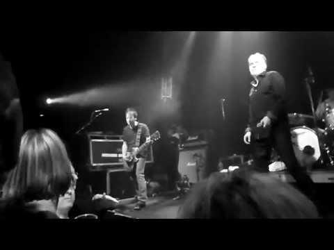 The Undertones Listening In live@ button factory Dublin 31/1/2015