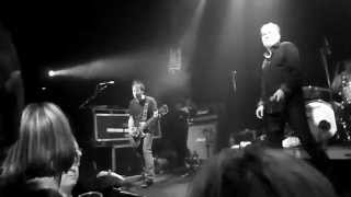 The Undertones Listening In live@ button factory Dublin 31/1/2015