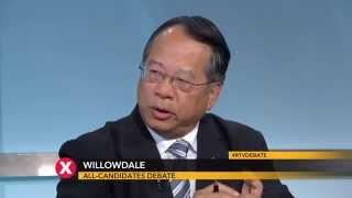 Toronto Willowdale Debate - 2015 Canadian Federal Election - The Local Campaign, Rogers TV