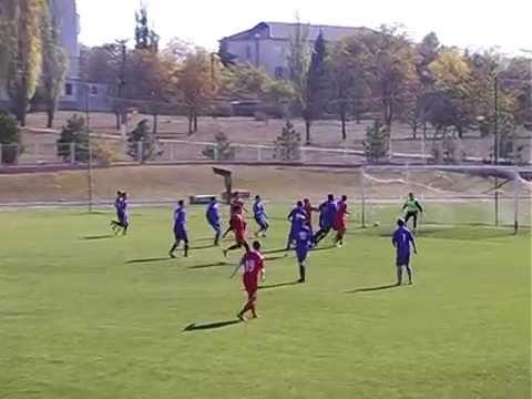 ФК «Реал Фарма-2» - ФК «Soho.Net» 1:1 (19.10.2014)