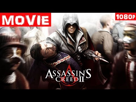 Assassin's Creed 2 All Cutscenes HD Movie
