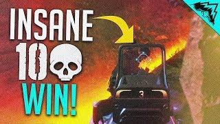 INSANE 10 Kill WIN! - Apex Legends